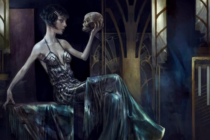 Γκόθικ κυρίες, σκοτεινές ιστορίες