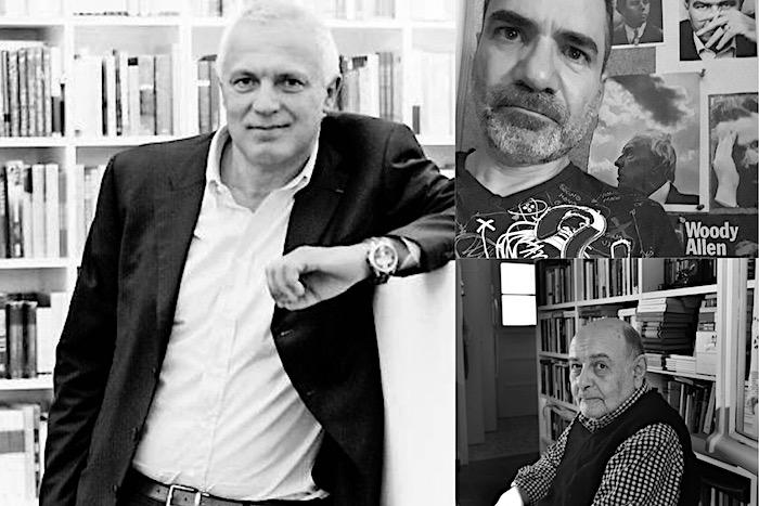 Σάκος εκστρατείας του επίμονου αναγνώστη: «Βιβλιοφάγοι & Βιβλιομανείς»