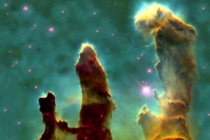 Μια ιστορία του σύμπαντος, χωρίς αρχή και χωρίς τέλος
