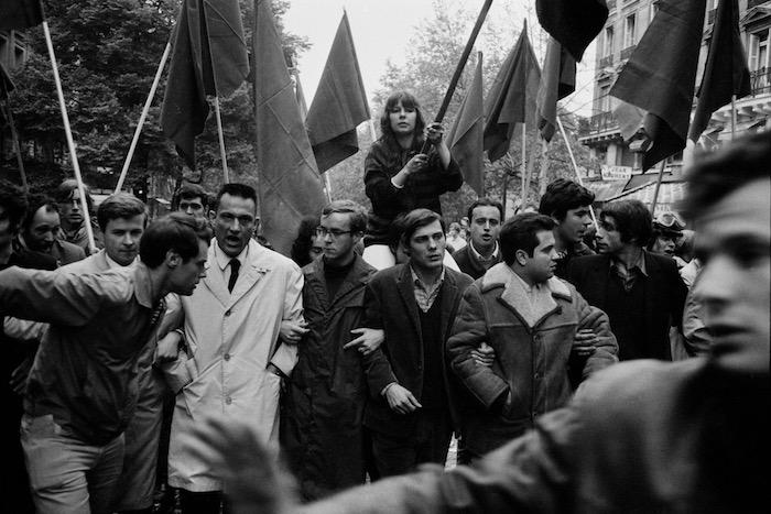 Σάκος εκστρατείας του επίμονου αναγνώστη: «Μάης '68, μισός αιώνας»