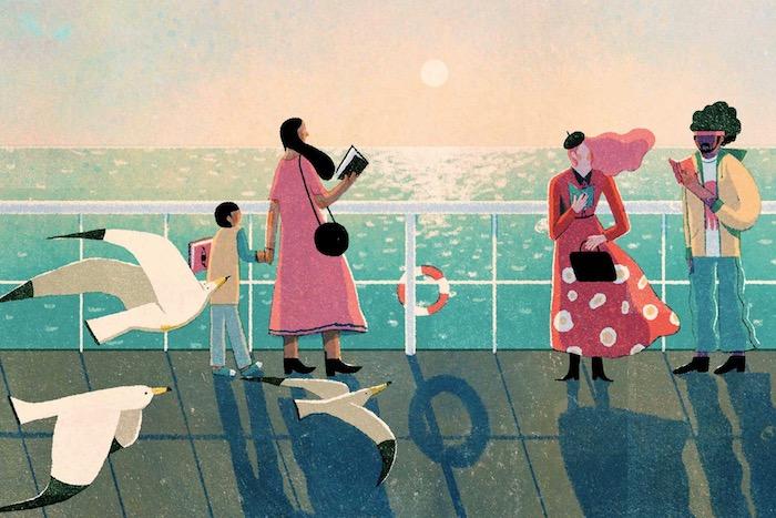 31 μυθιστορήματα για ένα ξανακερδισμένο καλοκαίρι