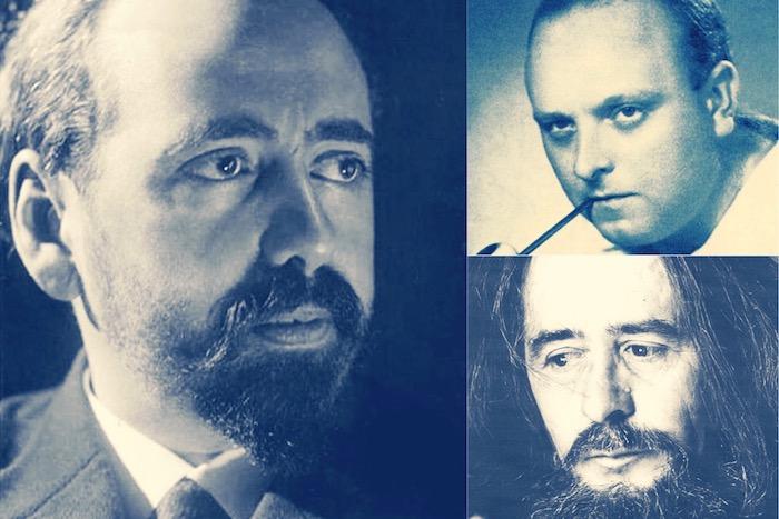 Ντε Όρυ, Λαμπορδέτα, Χιρόντο: Τρεις ισπανόφωνοι ποιητές