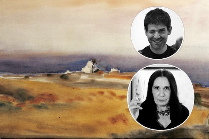 Ο Μενέλαος Καραμαγγιώλης διαλέγει Τζένη Μαστοράκη