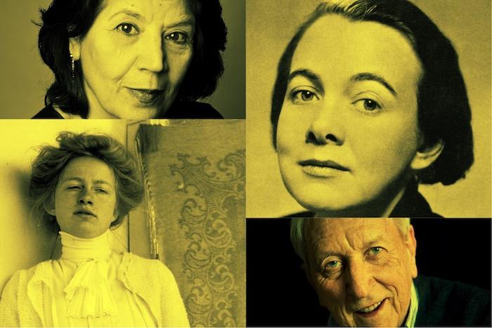 Τρεις ποιήτριες κι ένας ποιητής από τη Σουηδία