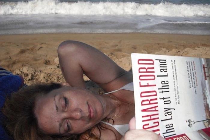 Διαβάζοντας με τη Μαριτίνα Πάσσαρη