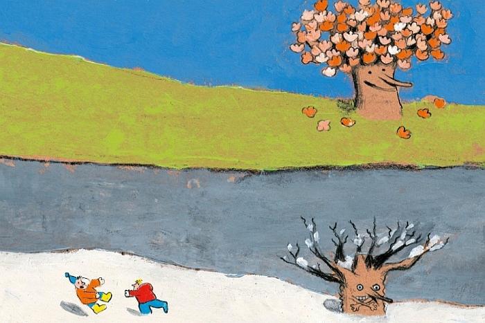 Το δέντρο της φιλίας χτίζει γέφυρες