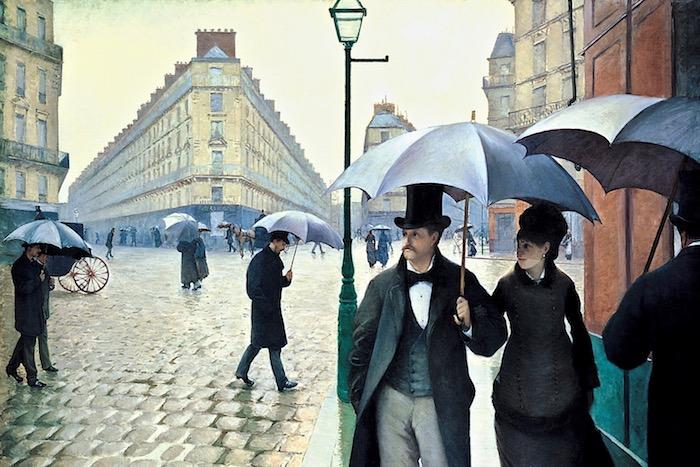 Ένας ευρωπαίος Ιρλανδός στο Παρίσι