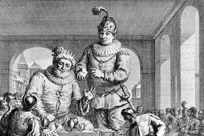 Γαργαντούας και Πανταγκρυέλ: πυρ ομαδόν κατά των «βλοσυρών αγέλαστων»