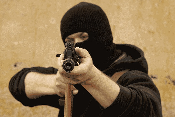Πορτραίτο ενός Έλληνα τρομοκράτη