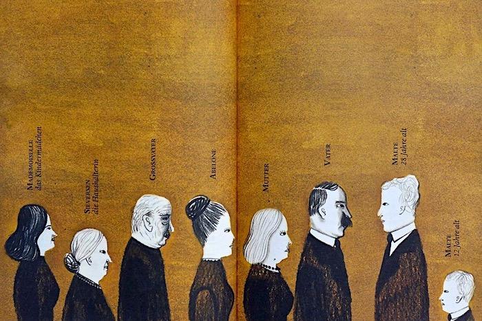 Ξένα πρόσωπα, κούφια προσωπεία: Ο Ρίλκε ως μυθιστόρημα