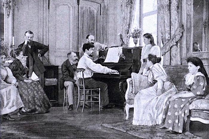 Ο συμβολισμός στο Γαλλικό θέατρο