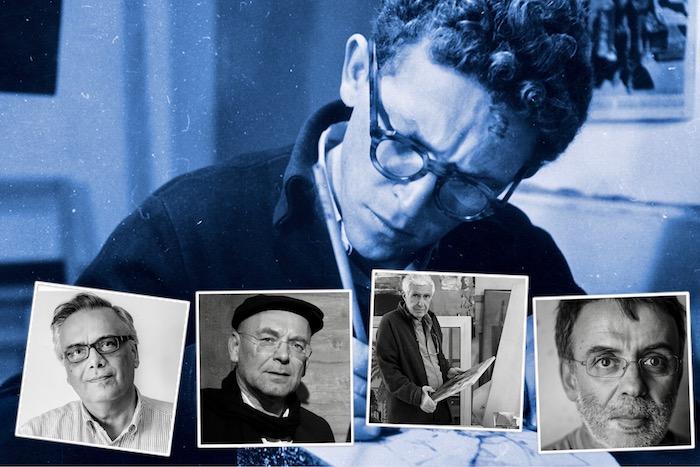 Ένας συγγραφέας και τρεις ζωγράφοι για τον Αβιγκντόρ Αρίκα