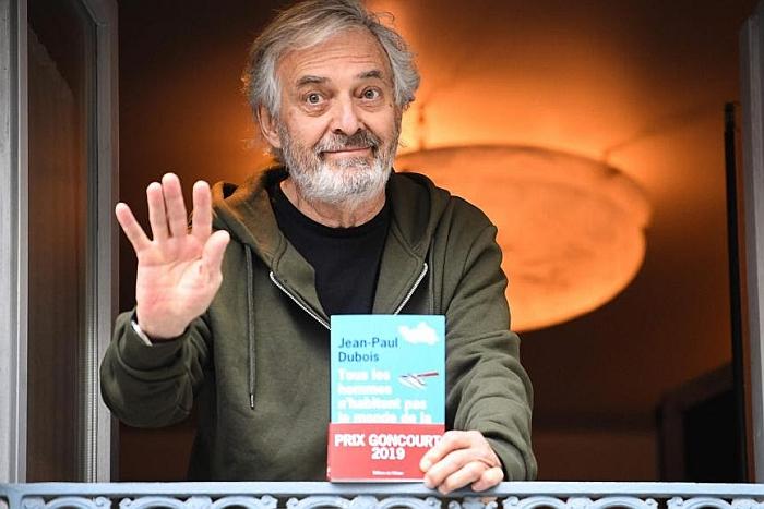 Στον Ζαν-Πωλ Ντυμπουά το βραβείο Γκονκούρ 2019