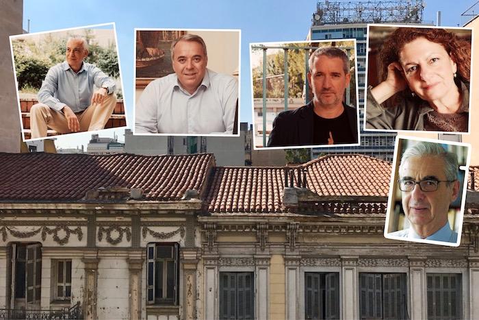 Συναρπαστικές περιηγήσεις στην Αθήνα στα χνάρια ενός βιβλίου