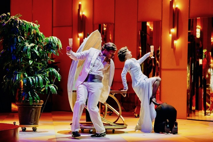 Μια όπερα προκλητικά άρτια
