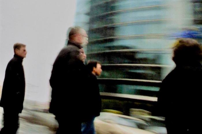 Μητροπολιτική αίσθηση: ο άνθρωπος στη μεγαλούπολη