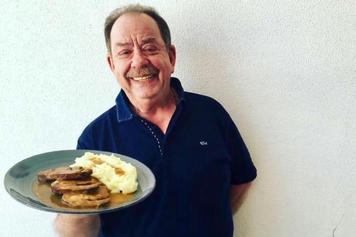 Ηλίας Μαμαλάκης: «Το φαγητό είναι συναίσθημα»