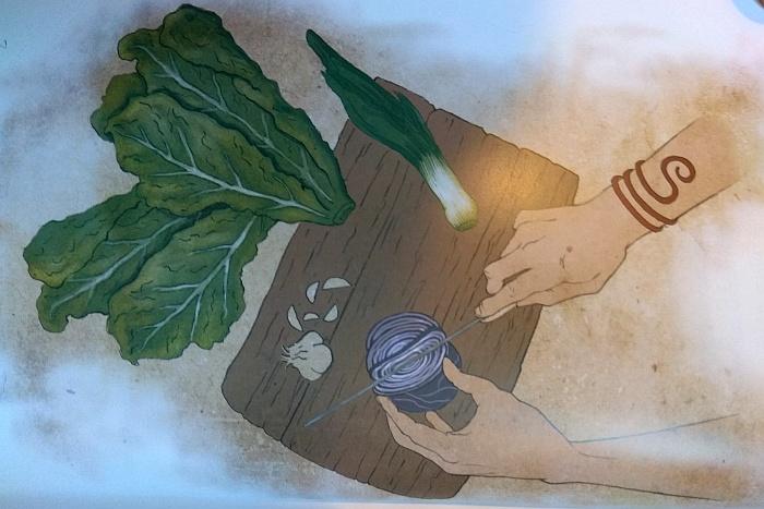 Η Μύρτις και η μελόπιτα