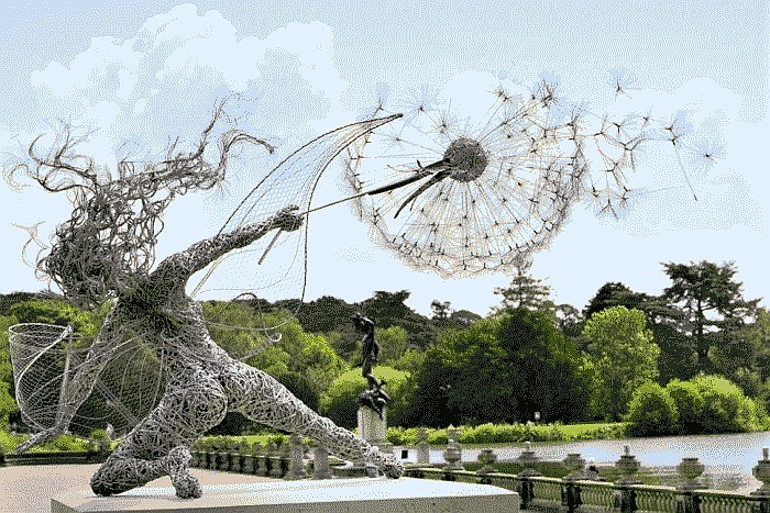 Wire Fairy by Fantasy Wire