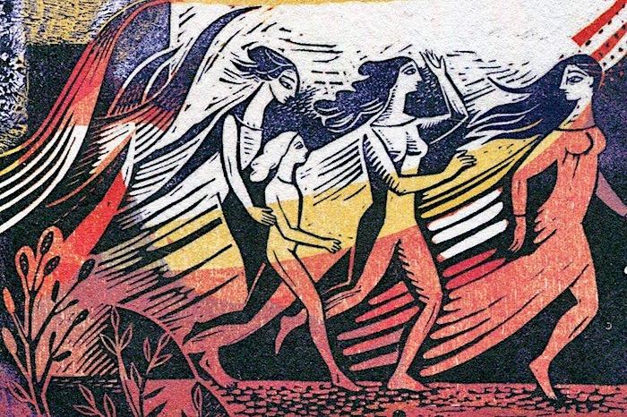 Η Ιλιάδα με το βλέμμα μιας σκλάβας