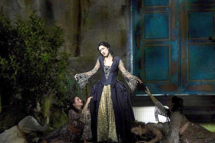 Μια υπέροχη μάγισσα στο Ηρώδειο