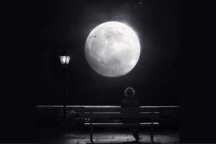 «Ζητούσε λίγο από το άπειρο των αστεριών»