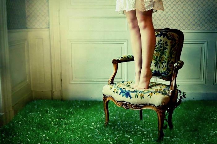 «Γέμισε το δωμάτιο χορτάρι, μαργαρίτες και μη με λησμόνει»