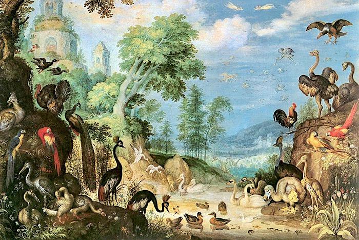 Λε Κλεζιό: Ο ερημωμένος παράδεισος αναγεννάται