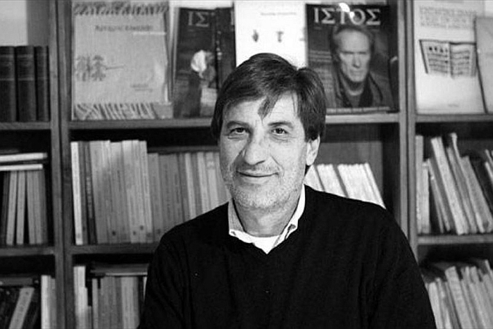 Ανακοίνωση της Εταιρείας Συγγραφέων για τον θάνατο του Σάμη Γαβριηλίδη