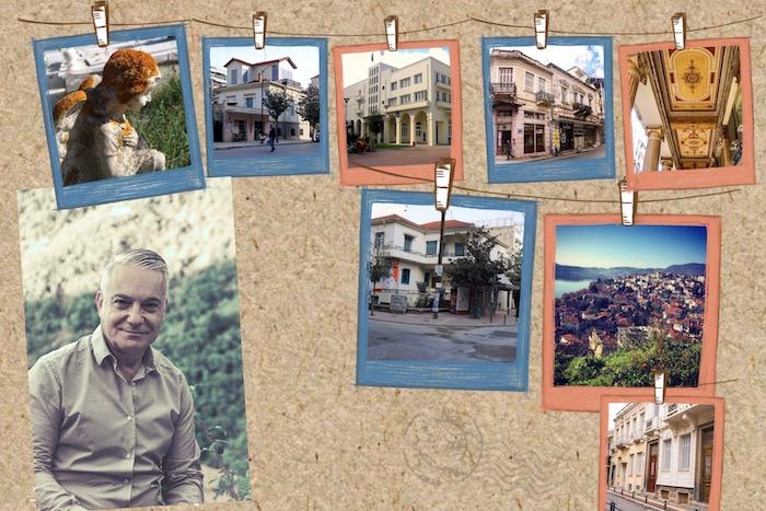 Νίκος Βατόπουλος: «Επιθυμία να δεις τη ζωή έξω από το κάδρο»