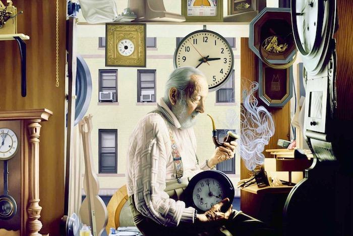Η ποίηση ως μηχανή του χρόνου