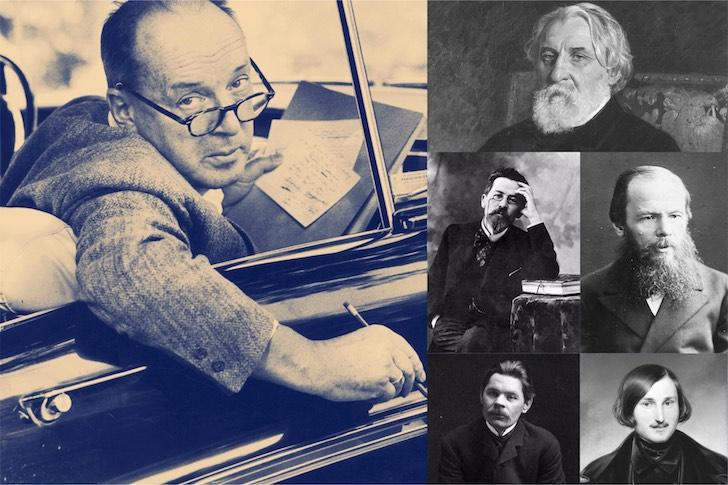 Βλαντιμίρ Ναμπόκοφ, ο συγγραφέας ως αναγνώστης