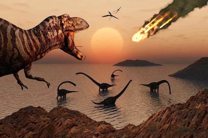 Η «σκοτεινή» εξαφάνιση των δεινοσαύρων
