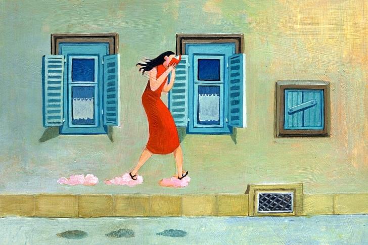 Ωδή στις γυναίκες που παίρνουν τους δρόμους χωρίς κατοικίδιο